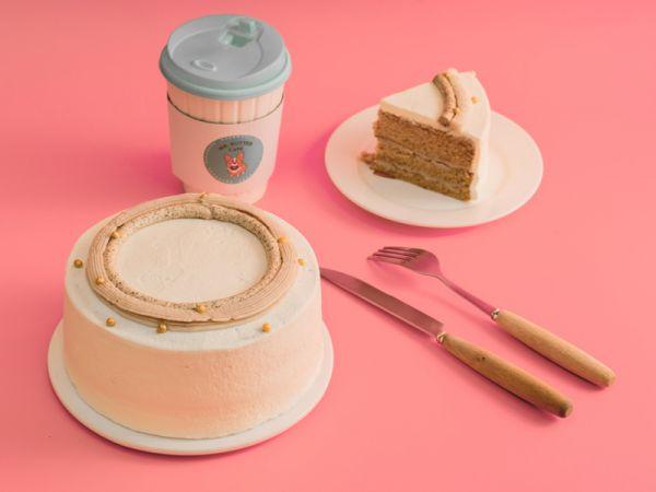 芋泥奶茶戚風 芋泥,母親節蛋糕