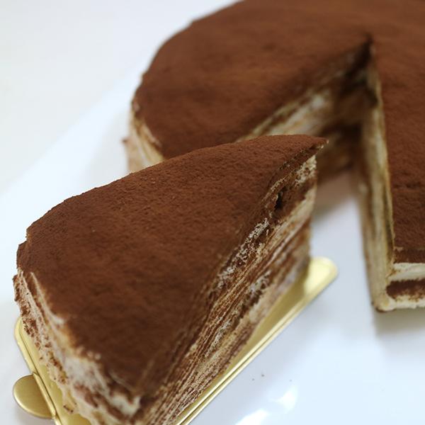提拉米蘇千層蛋糕 千層蛋糕,手指餅乾,奶油先生
