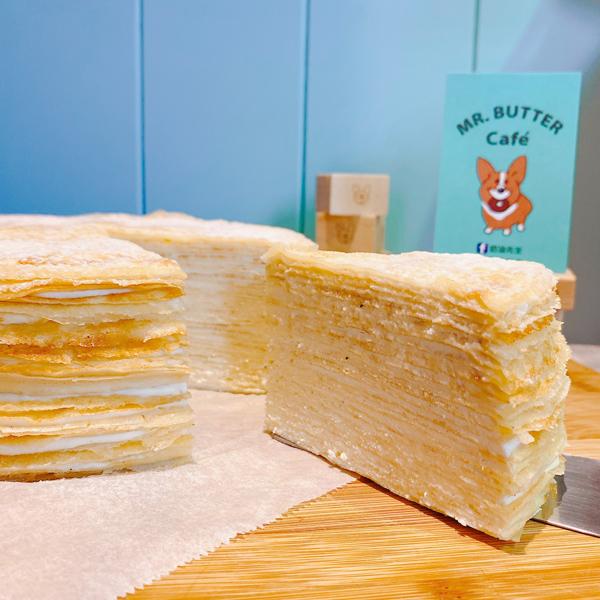 經典原味千層 經典原味千層,千層蛋糕