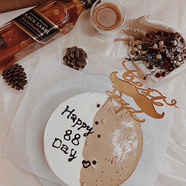 父親節蛋糕 香橙威士忌 父親節蛋糕,