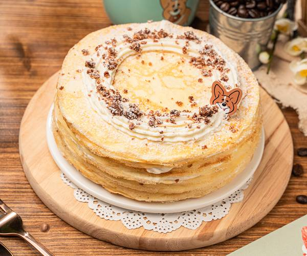 蜂蜜脆脆千層 千層蛋糕,蜂蜜蛋糕