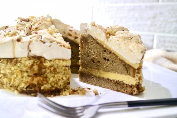 KAHLUA咖啡酒磅蛋糕  KAHLUA,帕芙洛娃脆餅,咖啡磅蛋糕