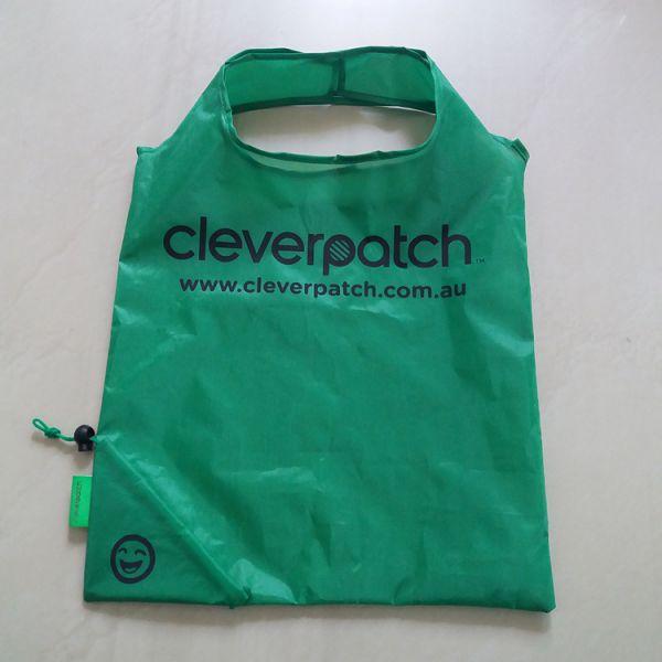 防潑水摺疊收納提袋