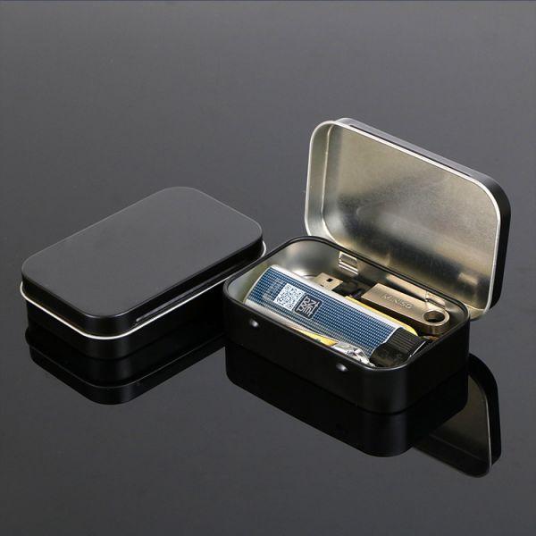 質感金屬收納盒(天地蓋款)