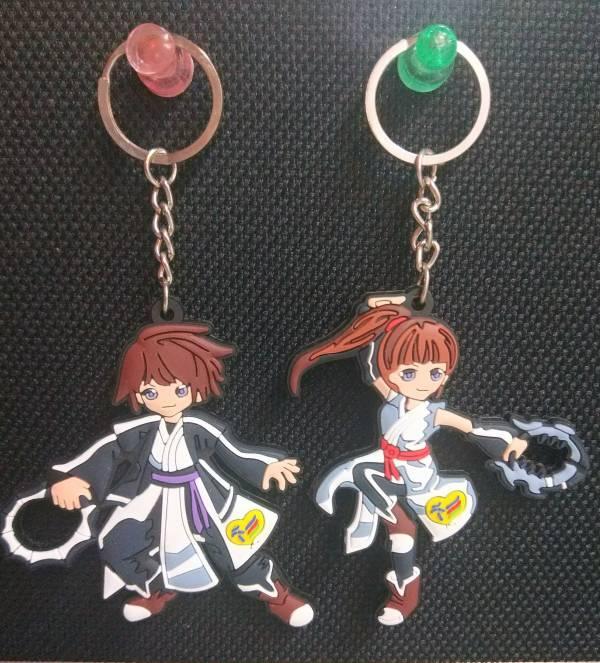 軟膠造型鑰匙圈 軟膠造型鑰匙圈