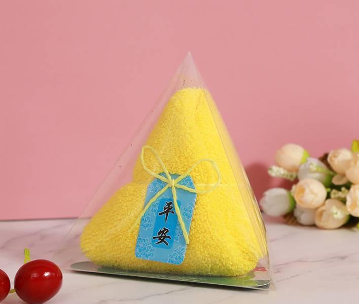 客製化粽子造型毛巾