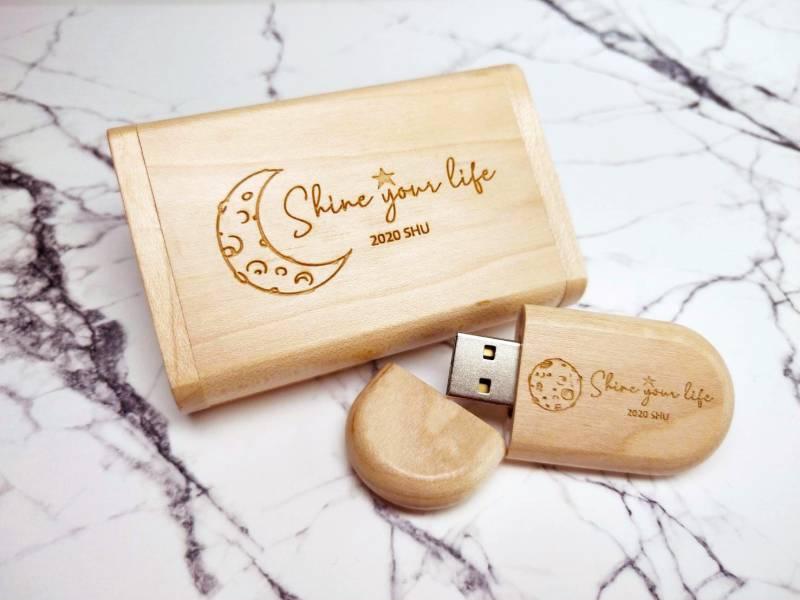 經典木盒隨身碟收藏組 禮品,校園禮品,經典木盒隨身碟收藏組,USB,16G,32G,木質,雷雕