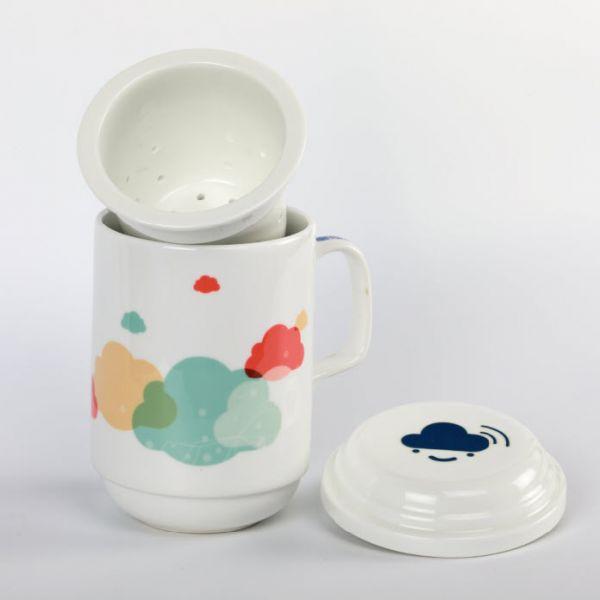 陶瓷馬克杯蓋組 陶瓷馬克杯蓋組