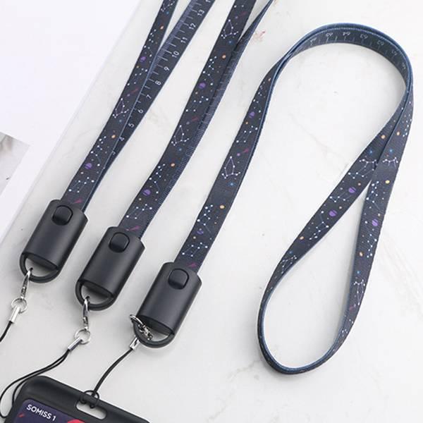 訂製LOGO三合一充電織帶 訂製LOGO-三合一充電織帶