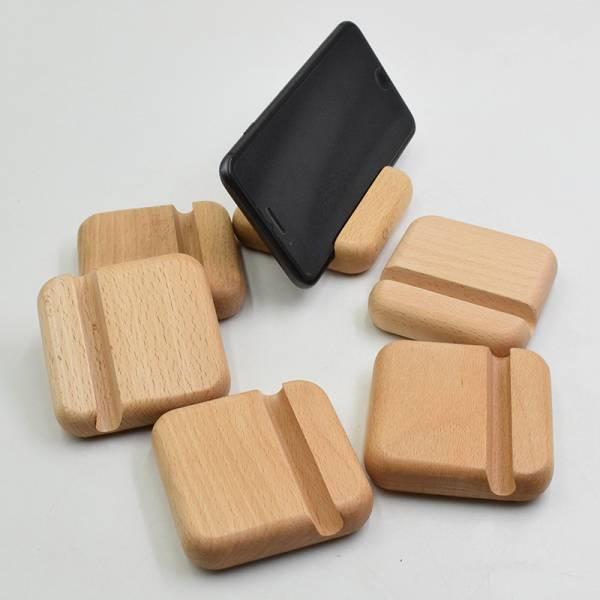 客製化木頭手機支架
