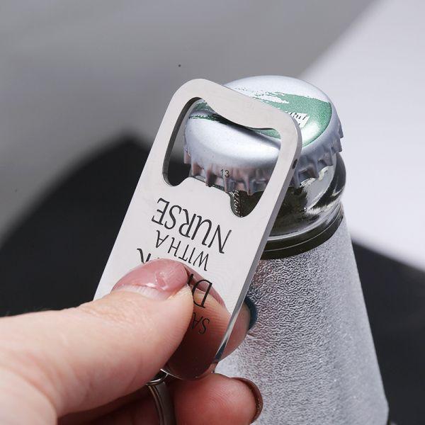 個性化不鏽鋼開瓶器
