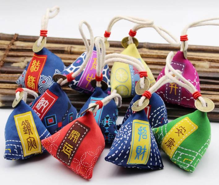 客製化DIY粽子香包