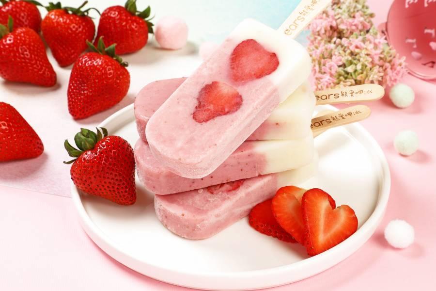 夏戀草莓 草莓