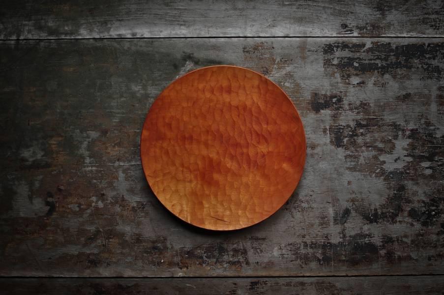 手感木刻圓盤