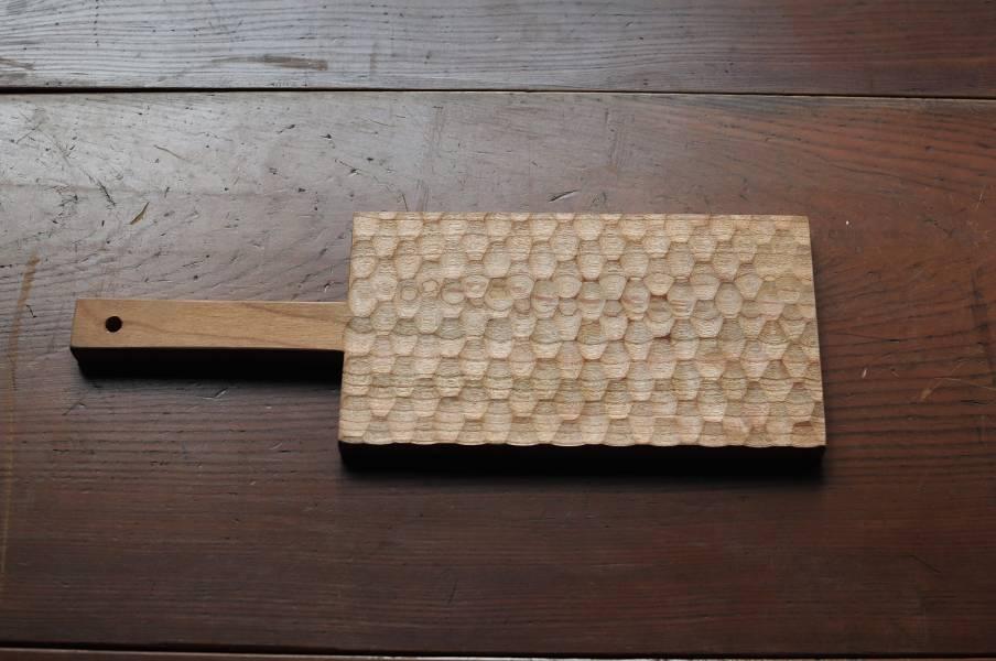 5/22 (六) 14:00 - 18:00・六角紋砧板