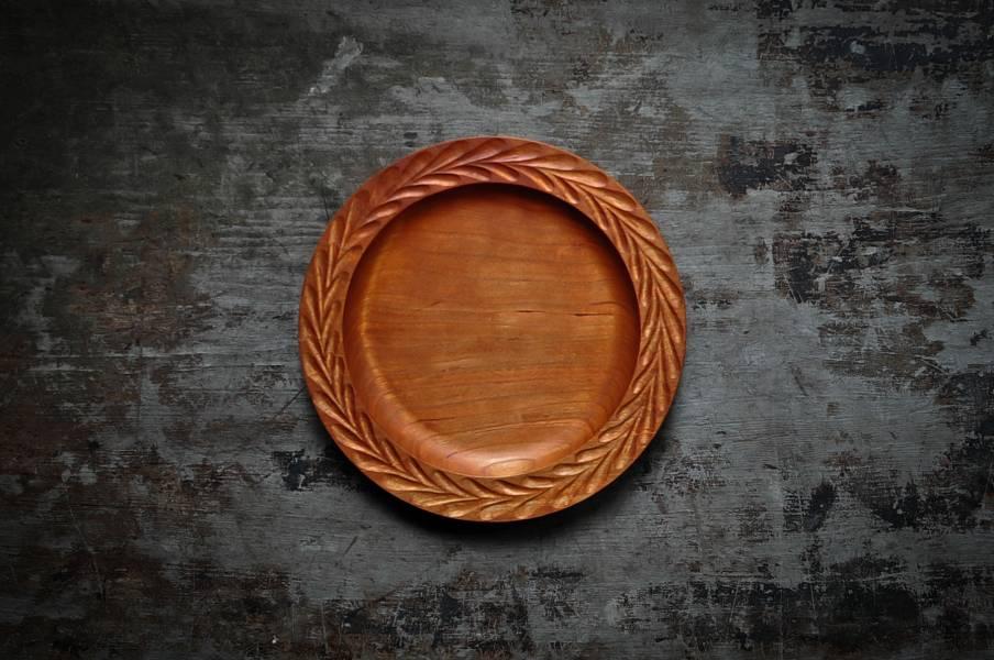 飛鳥紋圓盤  (小)