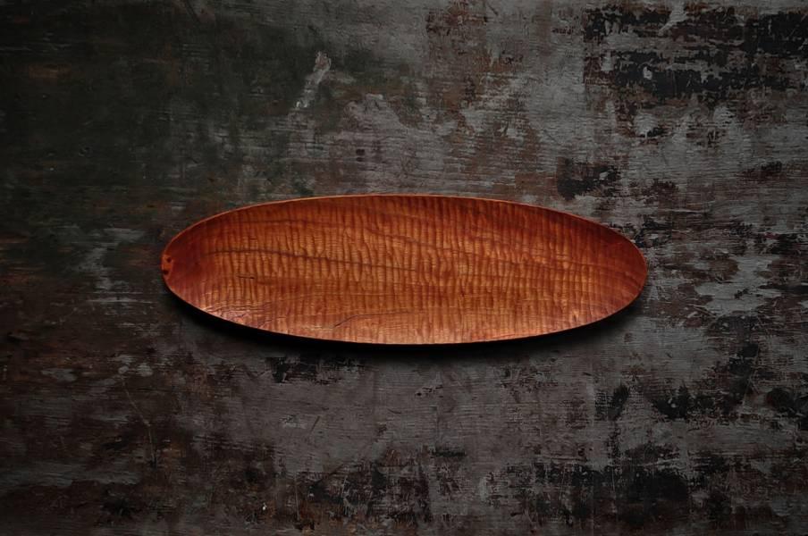 長橢圓木盤