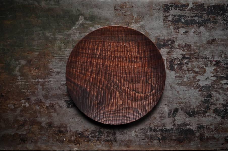 手感水紋圓盤