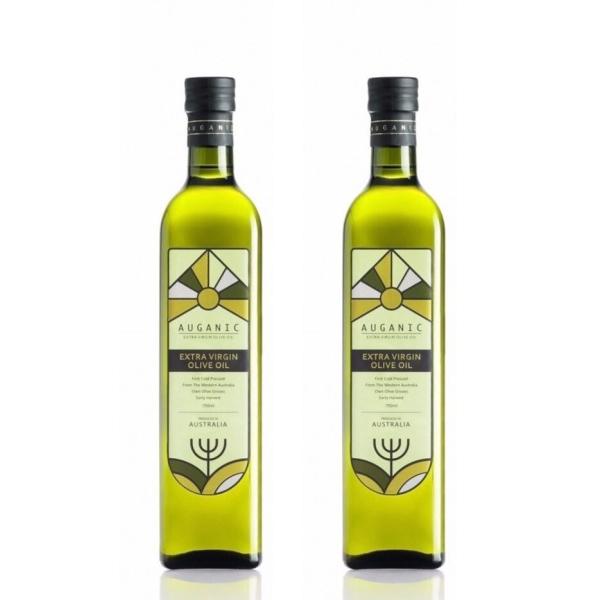 【澳根尼】特級冷壓初榨橄欖油2入(500ml)