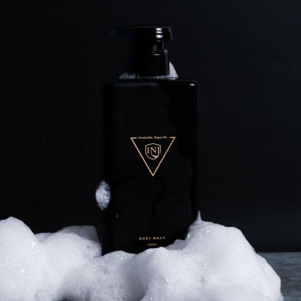 【Injoin】紳質-男性身體與私密處二合一沐浴乳