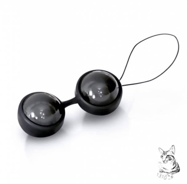 LELO露娜球-黑珍珠(陰道、後庭兩用型)
