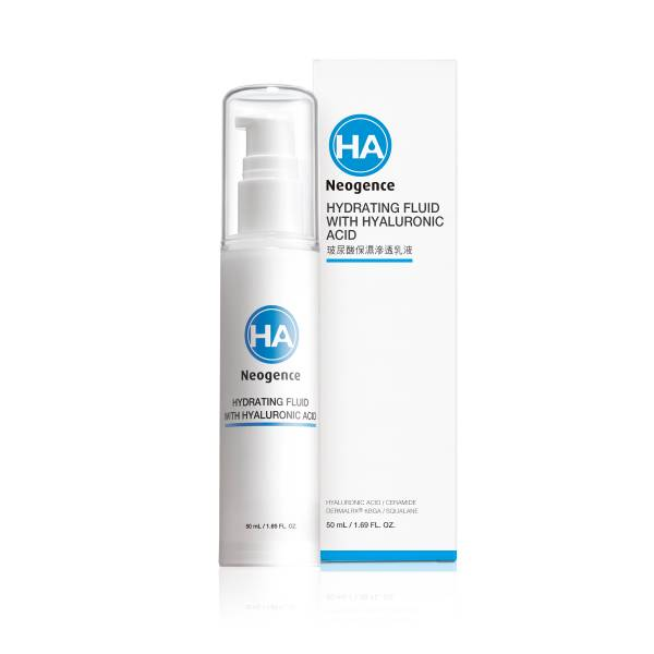 Neogence HYDRATING FLUID WITH HYALURONIC ACID