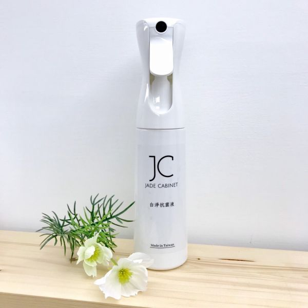 JC Jade Cabinet-Antibacterial Spray Medium 300ml jc,jade cabinet,antibacterial,spray,medium,300ml,hypochlorous acid