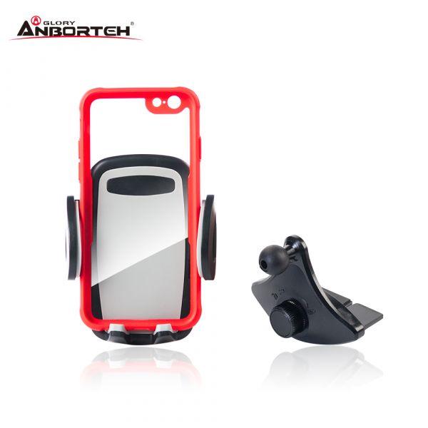 【安伯特】 手機架 ABT-A066 按壓型 旋鈕出風口 智慧型手機架 【安伯特】 手機架 ABT-A066 按壓型 旋鈕出風口 智慧型手機架