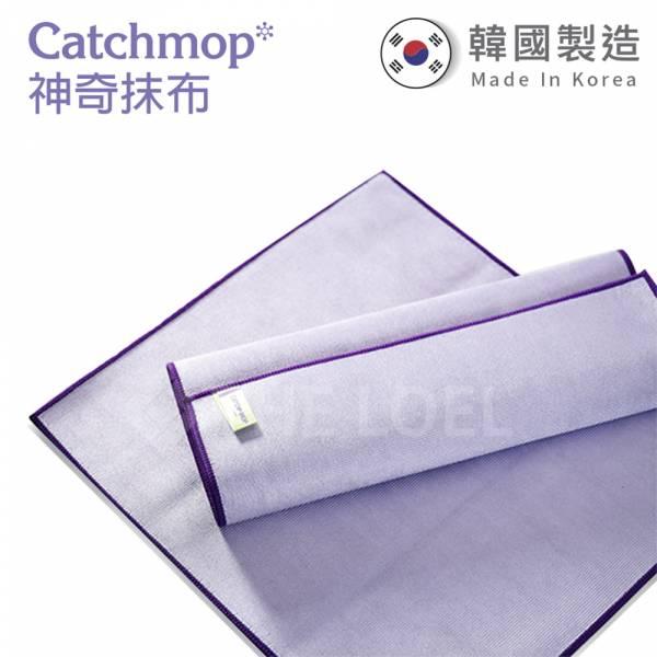 【CatchMop】 玻璃抹布(1入組)  韓國製造 DUOFECT專利 CatchMop 玻璃抹布(1入組)  韓國製造 DUOFECT專利