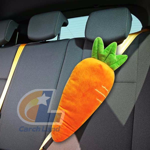 紅蘿蔔安全帶抱枕-KA3311 #安全帶 #抱枕
