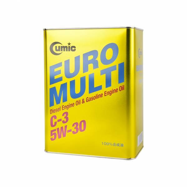【Cumic】庫克機油 EURO MULTI C3 5W-30 Cumic 庫克機油 EURO MULTI C3 5W-30
