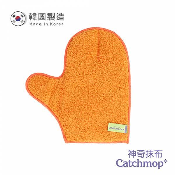 【CatchMop】 手套抹布(1入組)  韓國製造 DUOFECT專利 CatchMop 手套抹布(1入組)  韓國製造 DUOFECT專利