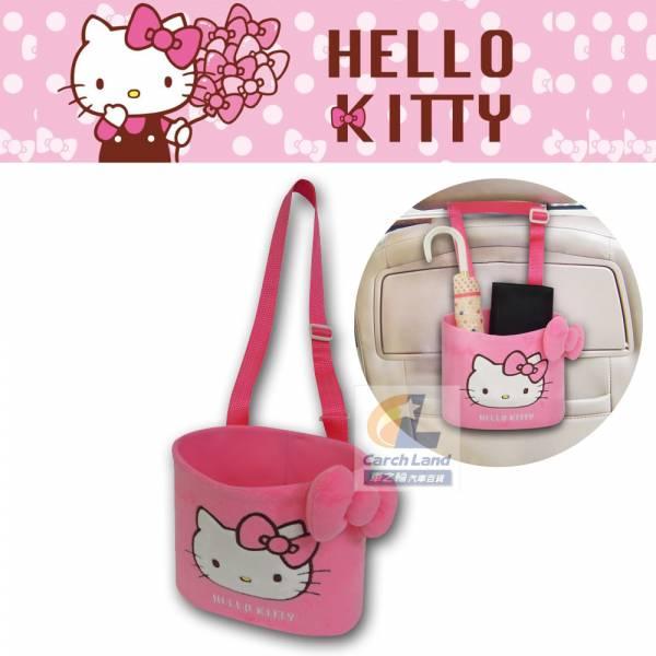 Hello Kitty 凱蒂貓 KT蝴蝶結系列-收納置物桶 PKTD008W-07 Hello Kitty 凱蒂貓 KT蝴蝶結系列-收納置物桶 PKTD008W-07