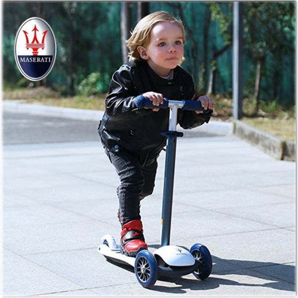 【瑪莎拉蒂 Maserati】義大利原廠授權兒童滑板車 【瑪莎拉蒂 Maserati】義大利原廠授權兒童滑板車