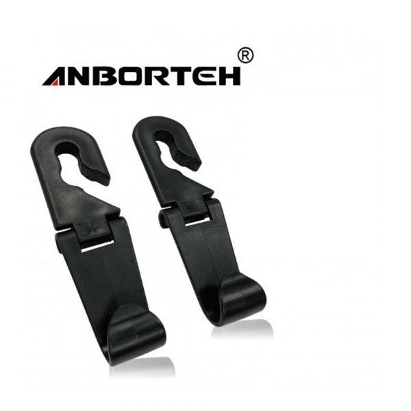 【ANBORTEH】 ABT539 車內專用摺疊掛勾(2入) 安伯特 ANBORTEH  ABT539 車內專用摺疊掛勾(2入) 安伯特 收納掛勾 車用收納