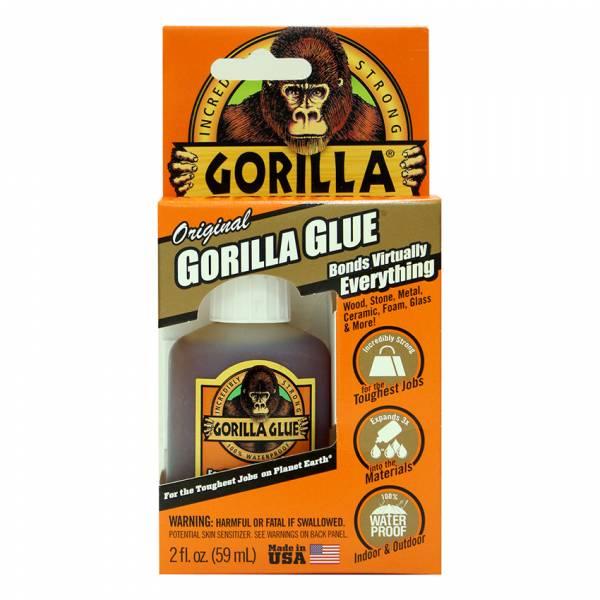 Gorilla Glue 金剛固力膠 (2oz) CG1001 發泡型萬用強力黏著劑 填縫劑 固力膠 金剛固力膠 (2oz) CG1001 發泡型萬用強力黏著劑 填縫劑 固力膠