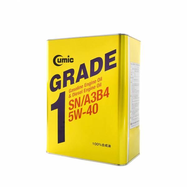 【Cumic】庫克機油 GRADE 1 SN / A3B4 5W-40 Cumic 庫克機油 GRADE 1 SN / A3B4 5W-40