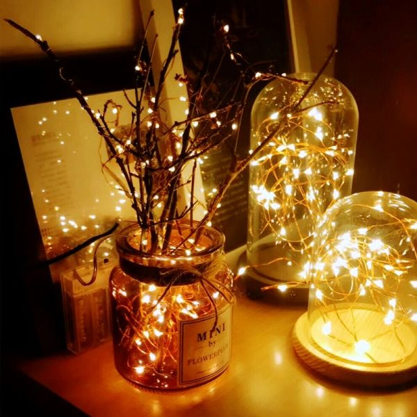 浪漫LED燈串(含電池)