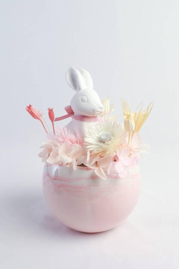 【NEW!擴香新品】白兔草莓歐蕾 中秋月餅