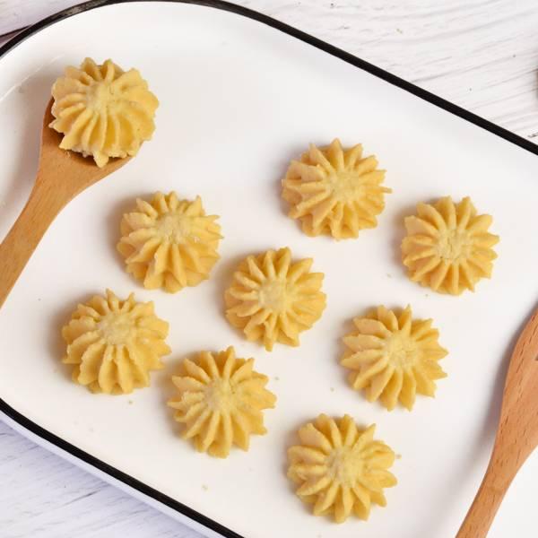 原味 曲奇餅 曲奇餅,蝴蝶酥,蝴蝶餅,甜點,手工餅乾,彌月,喜餅,伴手禮,團購,jenny bakery