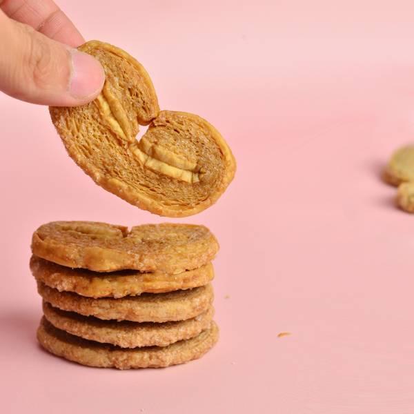 咖啡 蝴蝶酥 曲奇餅,蝴蝶酥,蝴蝶餅,甜點,手工餅乾,彌月,喜餅,伴手禮,團購,jenny bakery