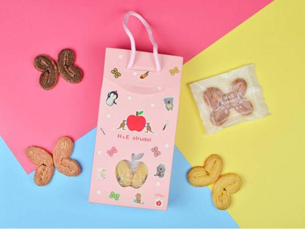 綜合 蝴蝶酥 曲奇餅,蝴蝶酥,蝴蝶餅,甜點,手工餅乾,彌月,喜餅,伴手禮,團購,jenny bakery