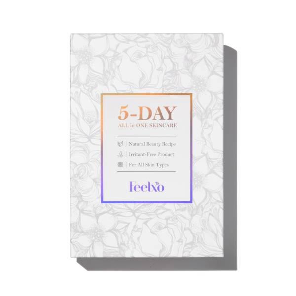 【FEELXO】5天全面修護面膜套裝 月星球,面膜,面膜組,面膜套裝,套裝,修護面膜