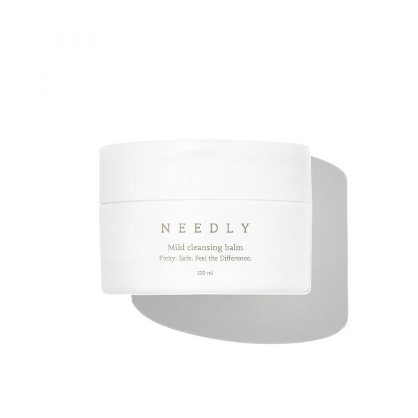 【NEEDLY】溫和淨膚卸妝膏 120ml