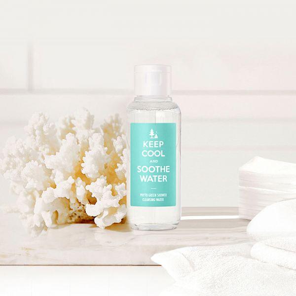 【KEEP COOL】鎮靜卸妝潔膚水 100ml