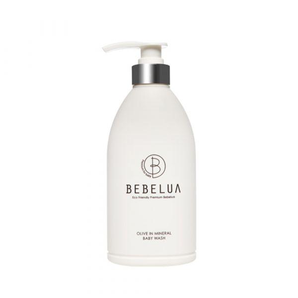 【BEBELUA】 礦物質溫和兩用洗髮沐浴乳 500ml