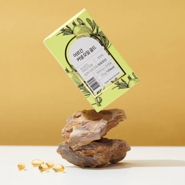 【HONEST NUTRITION】黃金摩洛哥堅果油膠囊 30粒