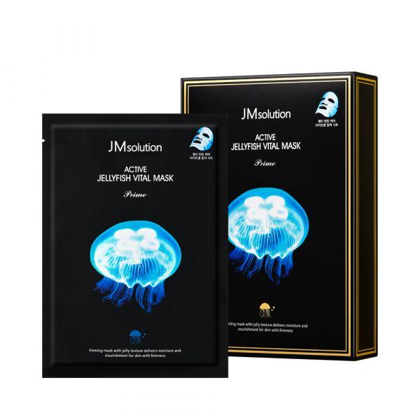 【JM solution】水母活力補水面膜 (10片)
