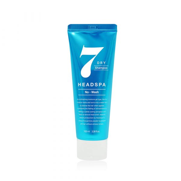 【HEADSPA7】 7秒輕盈免沖洗乾洗髮乳 100ml