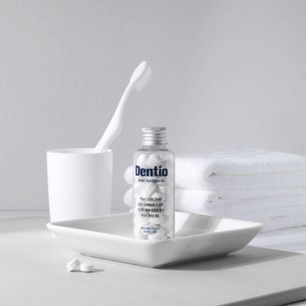 【DENTIO】固態牙膏錠60粒